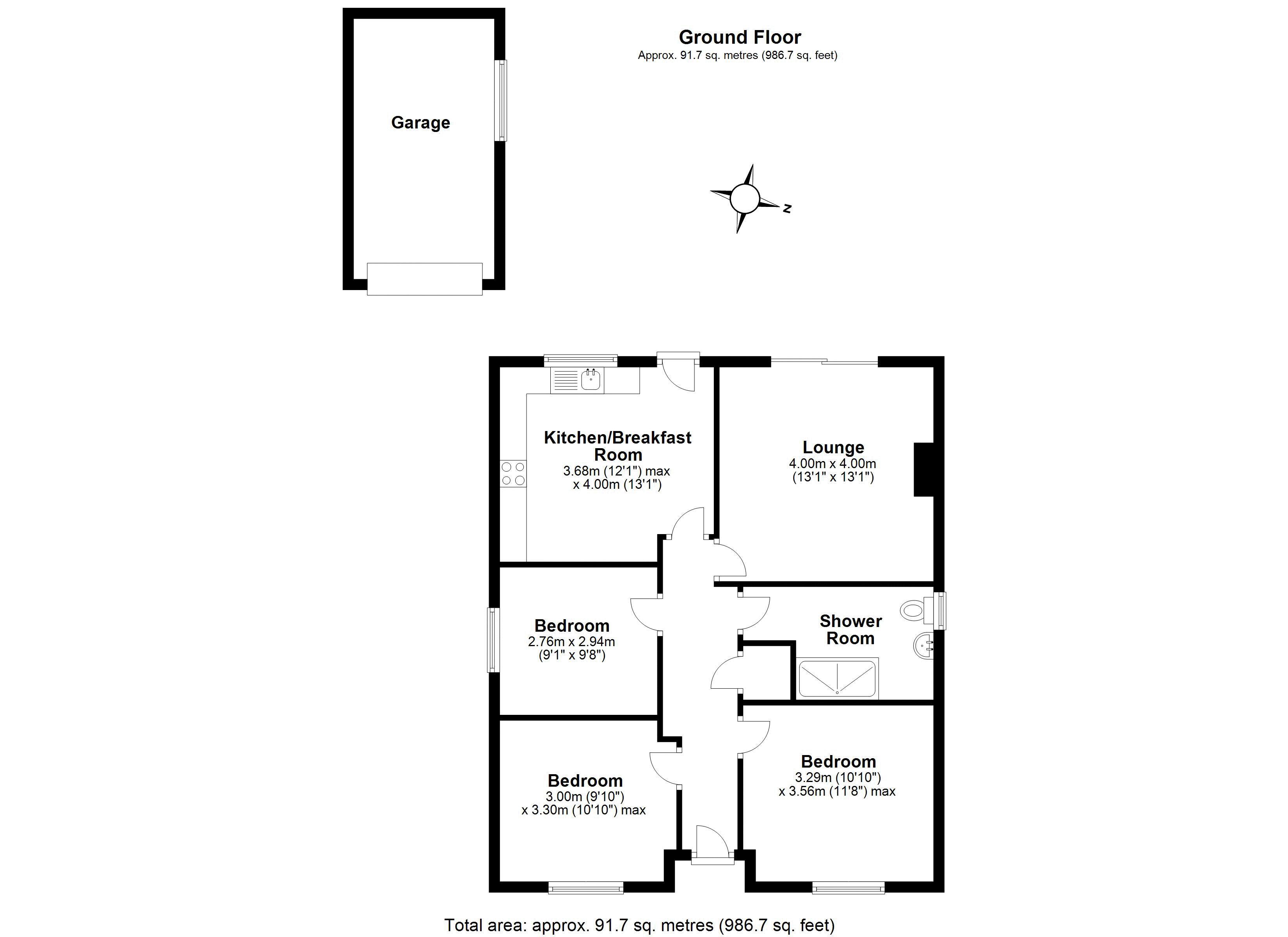 Stratford Park floor plan