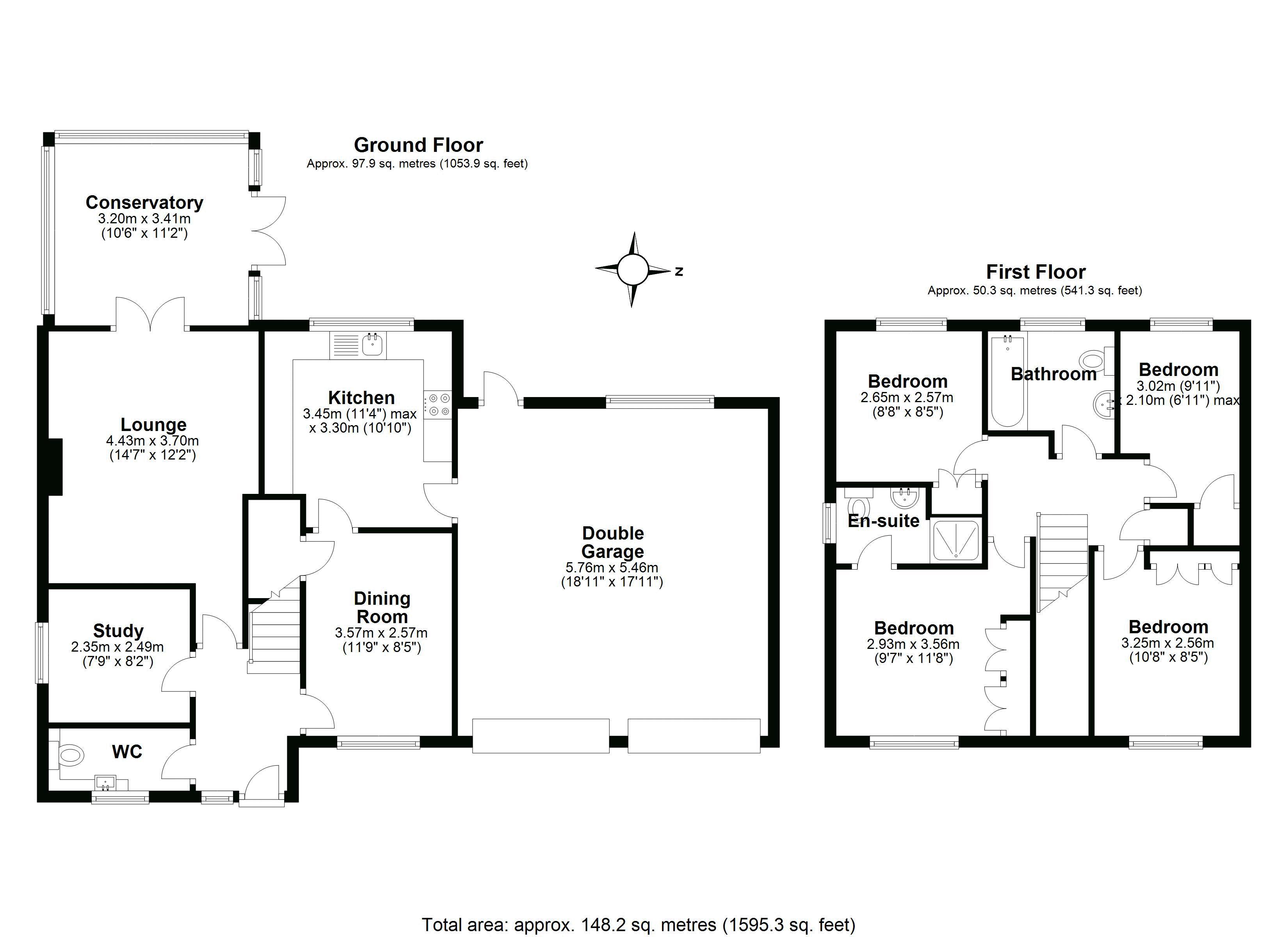 1 Montgomery main floor plan