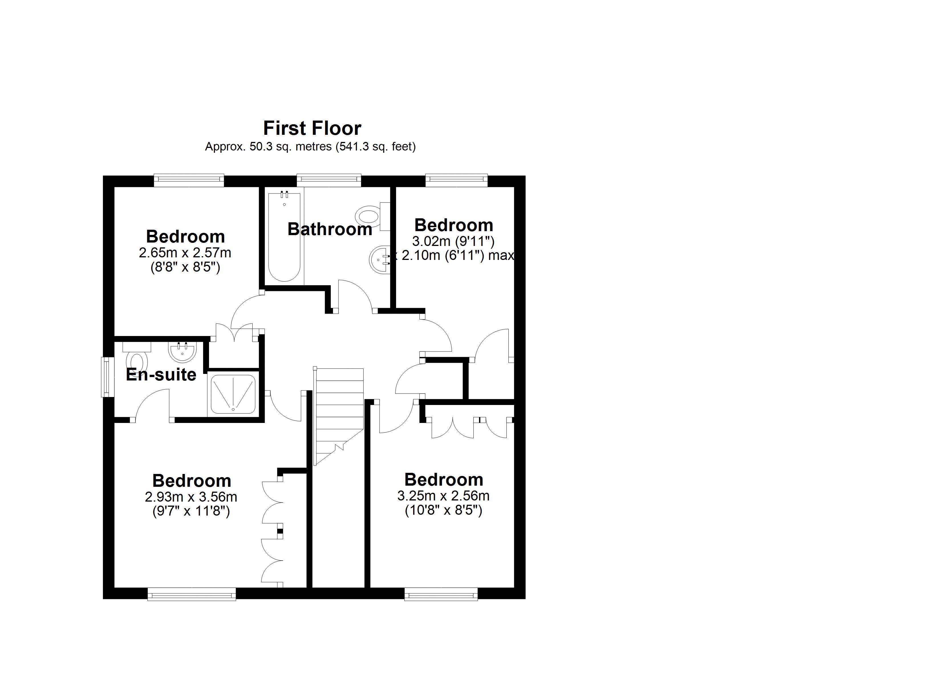 1 Montgomery first floor