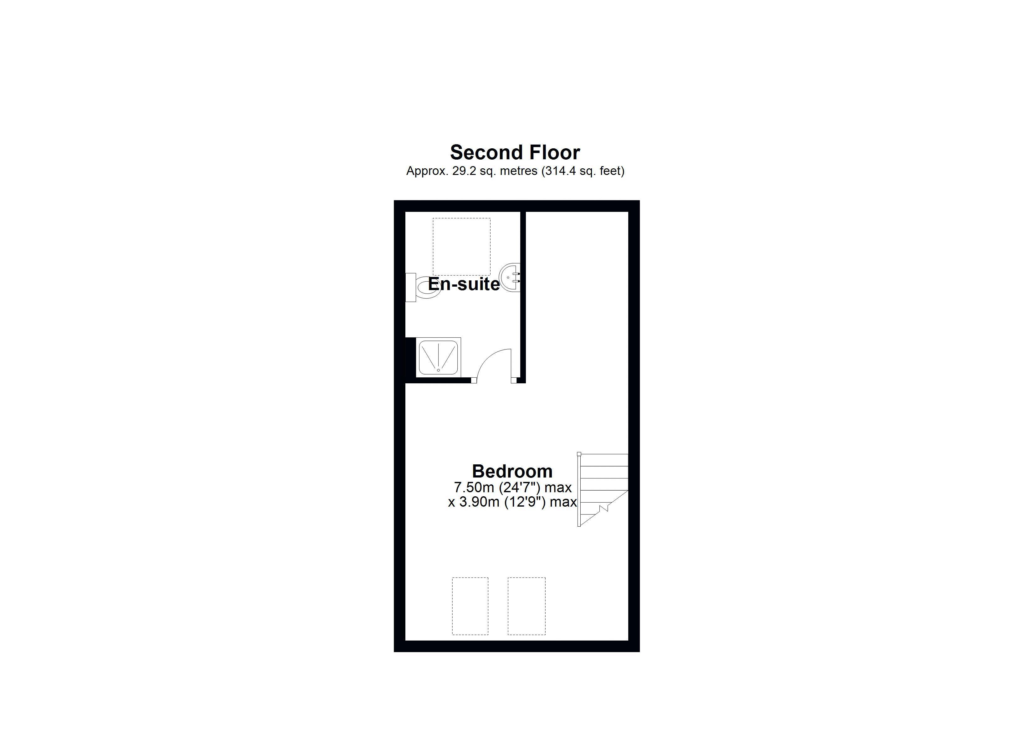 5 White Hart Second Floor