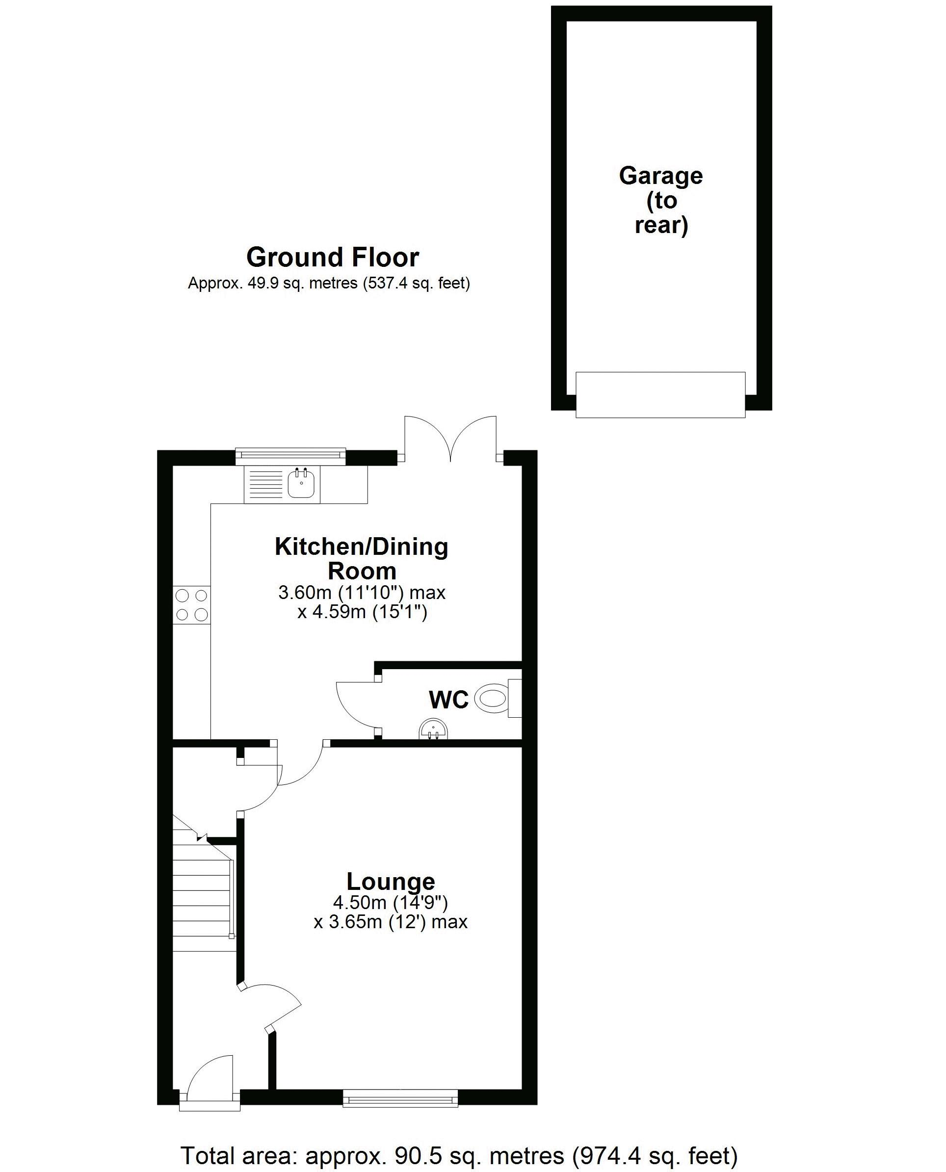 3 Oakworth Ground Floor