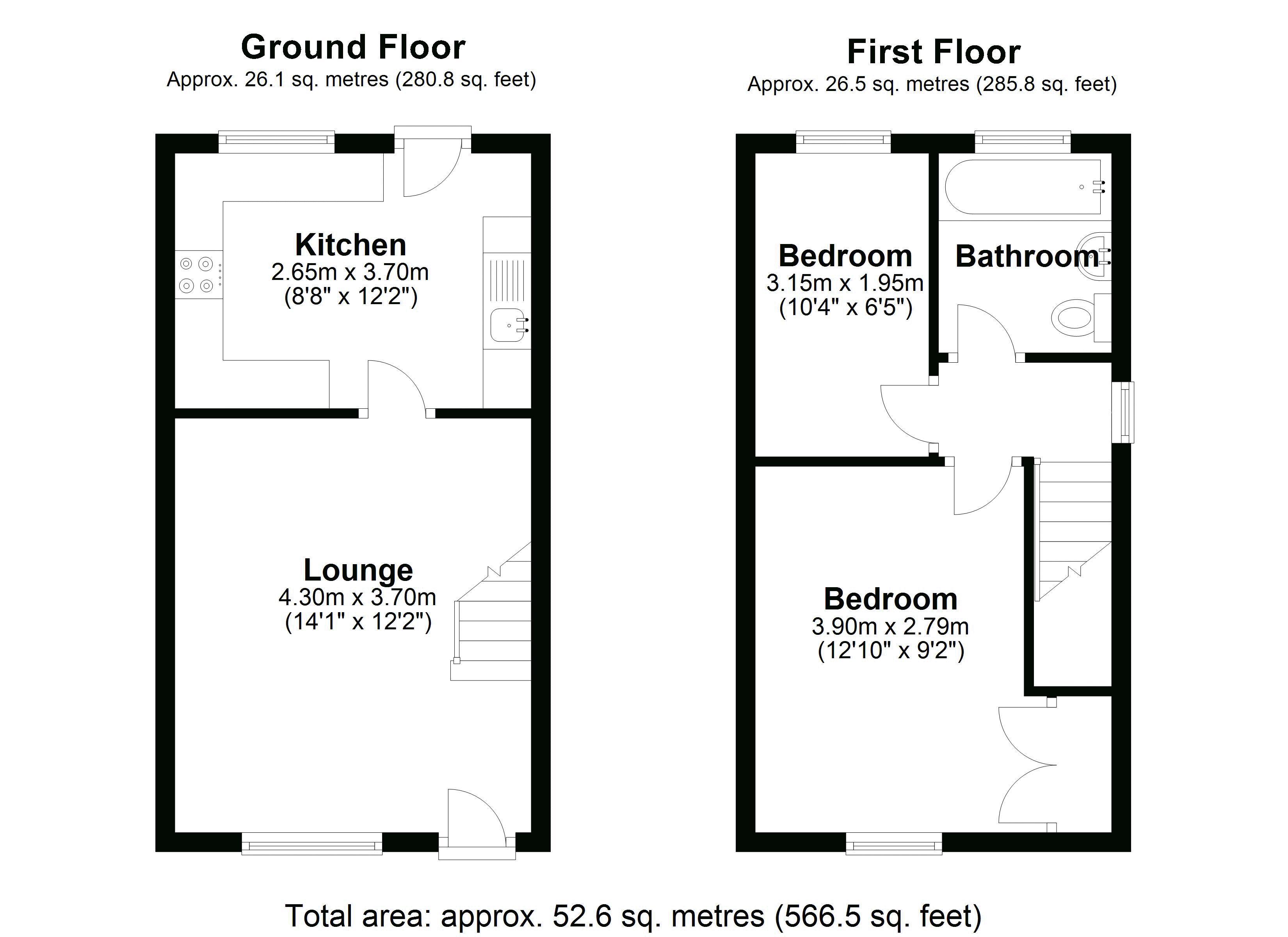 8 Tudor Meadow main floor plan