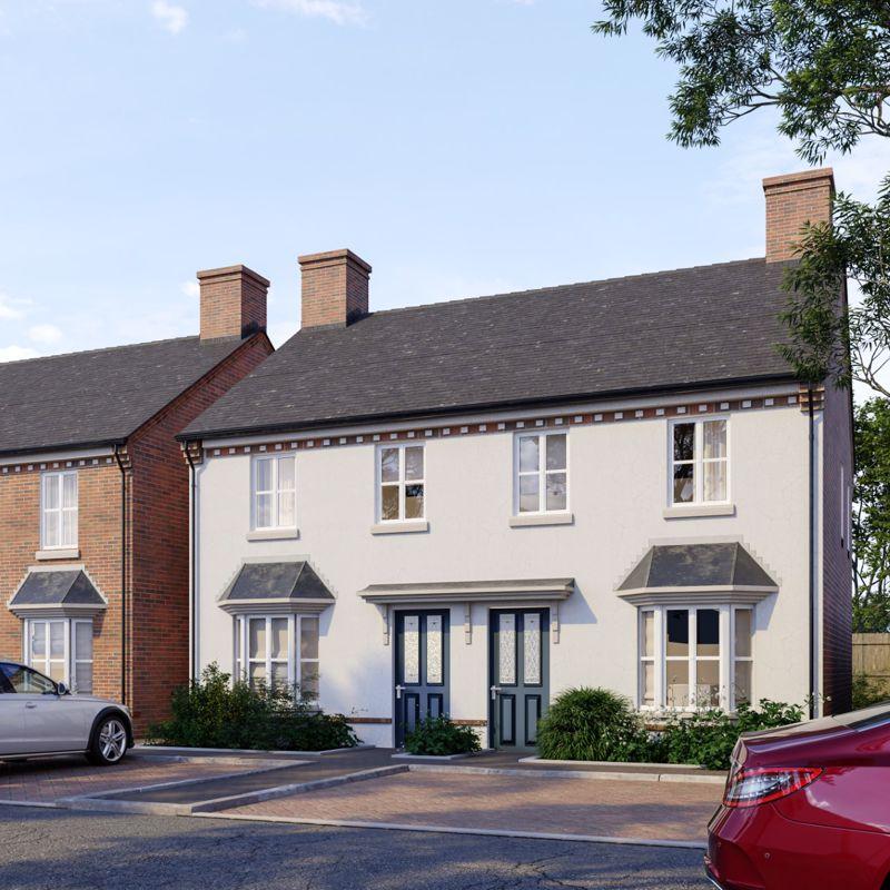 Alver Court, Station Road Madeley