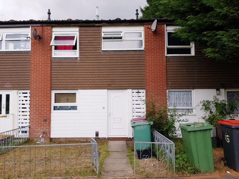 Ashbourne Close Dawley