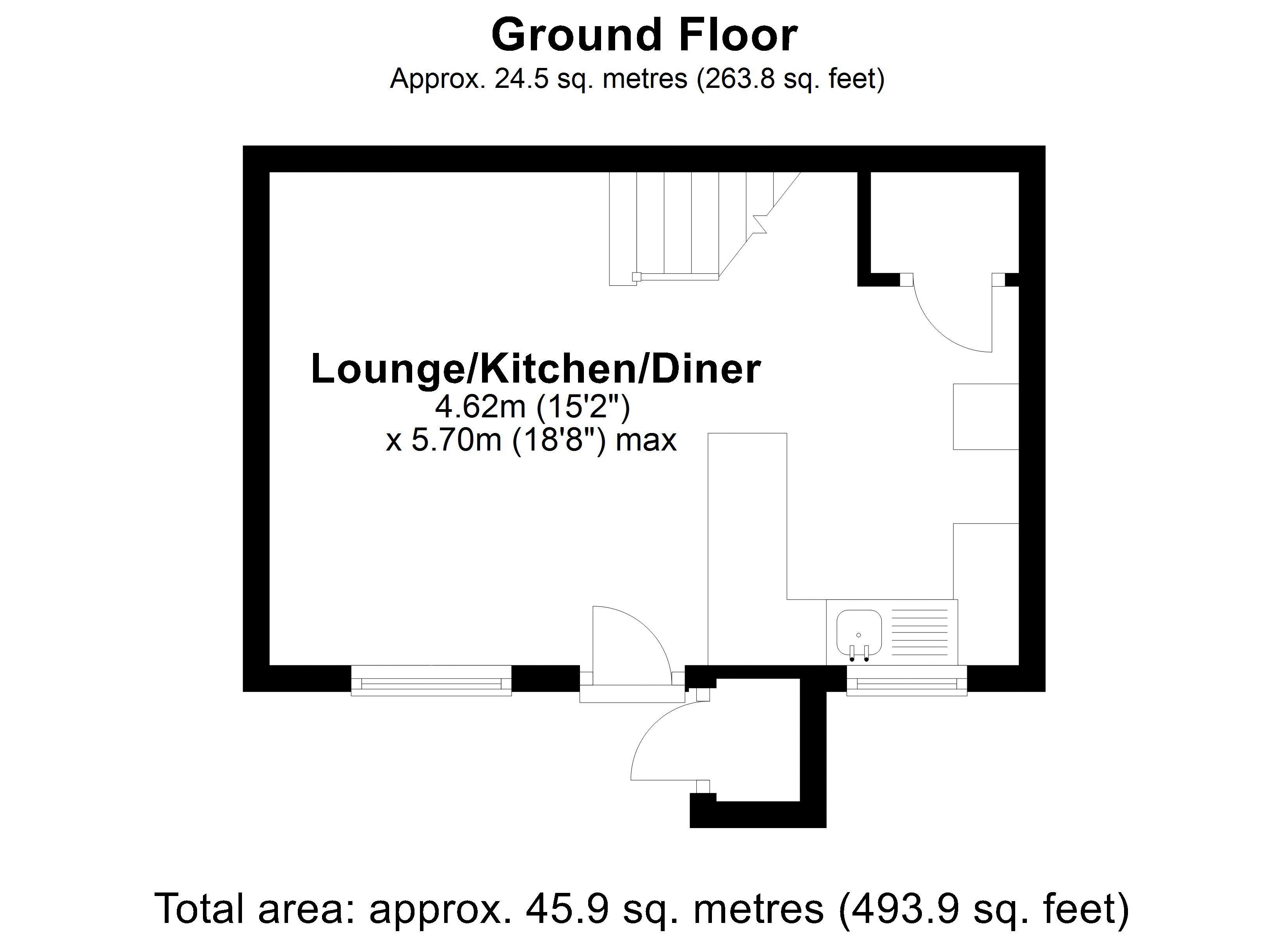 Marlborough Way ground floor