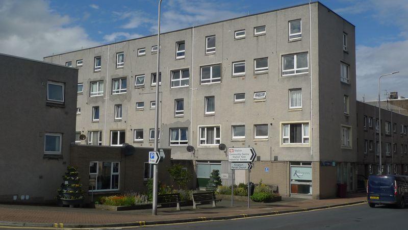 High Street Kinghorn