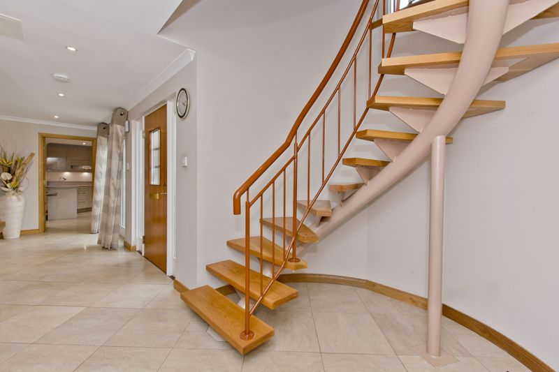 Entrance Hallway and Staircase