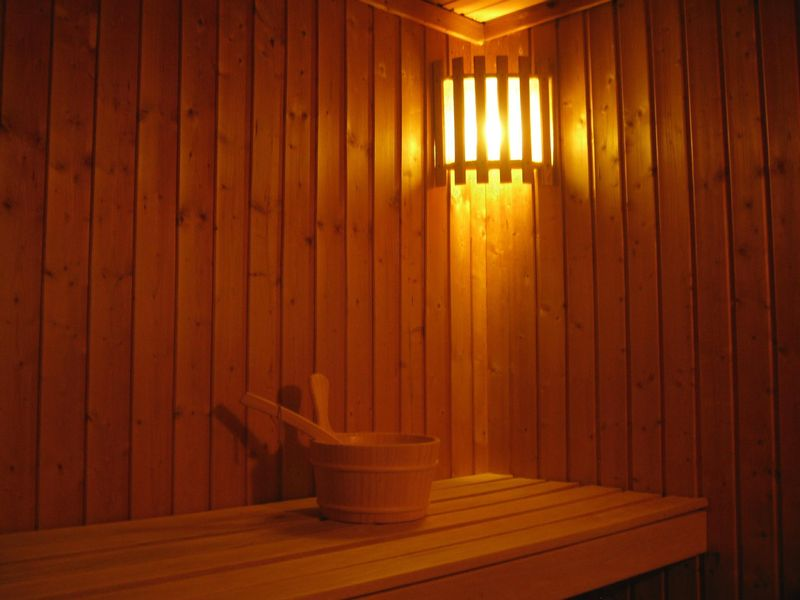 Leisure Sauna
