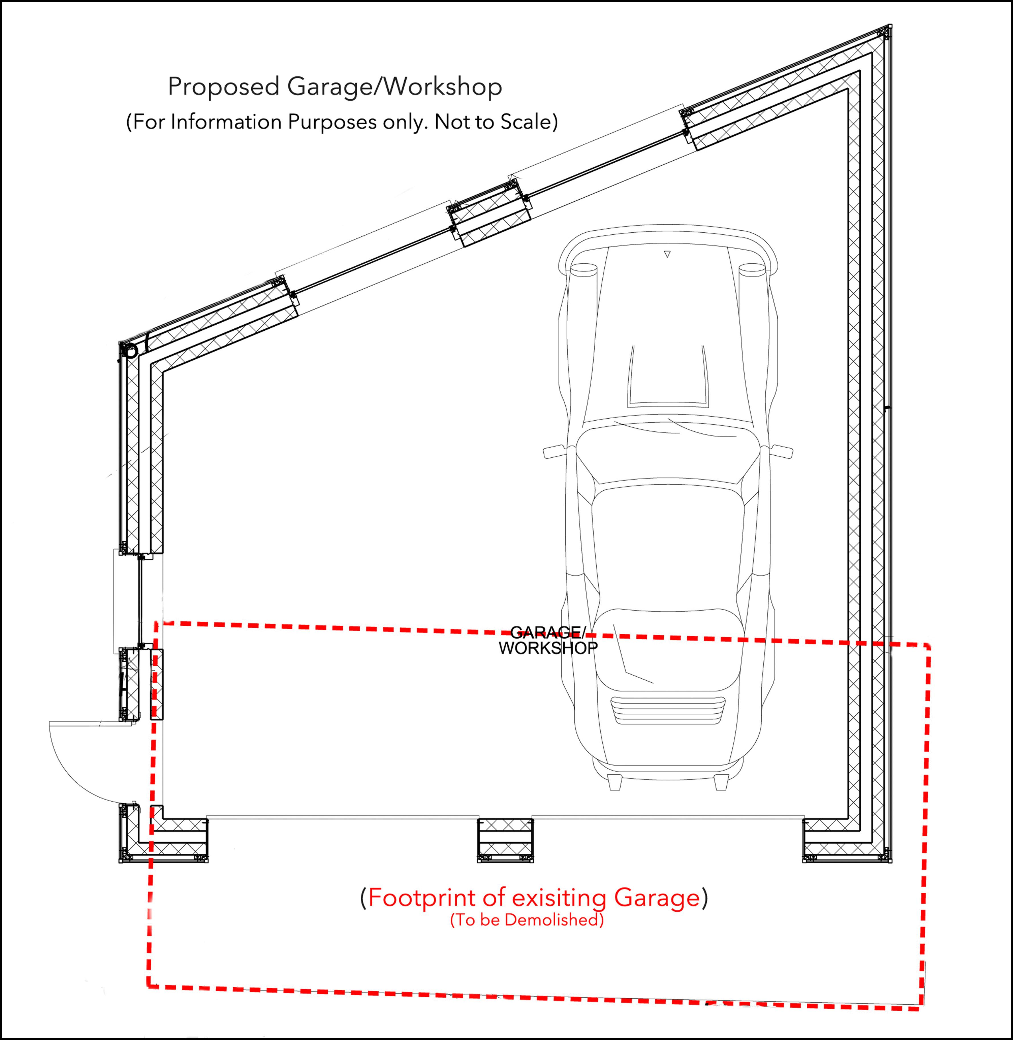 Proposed Garage/Workshop
