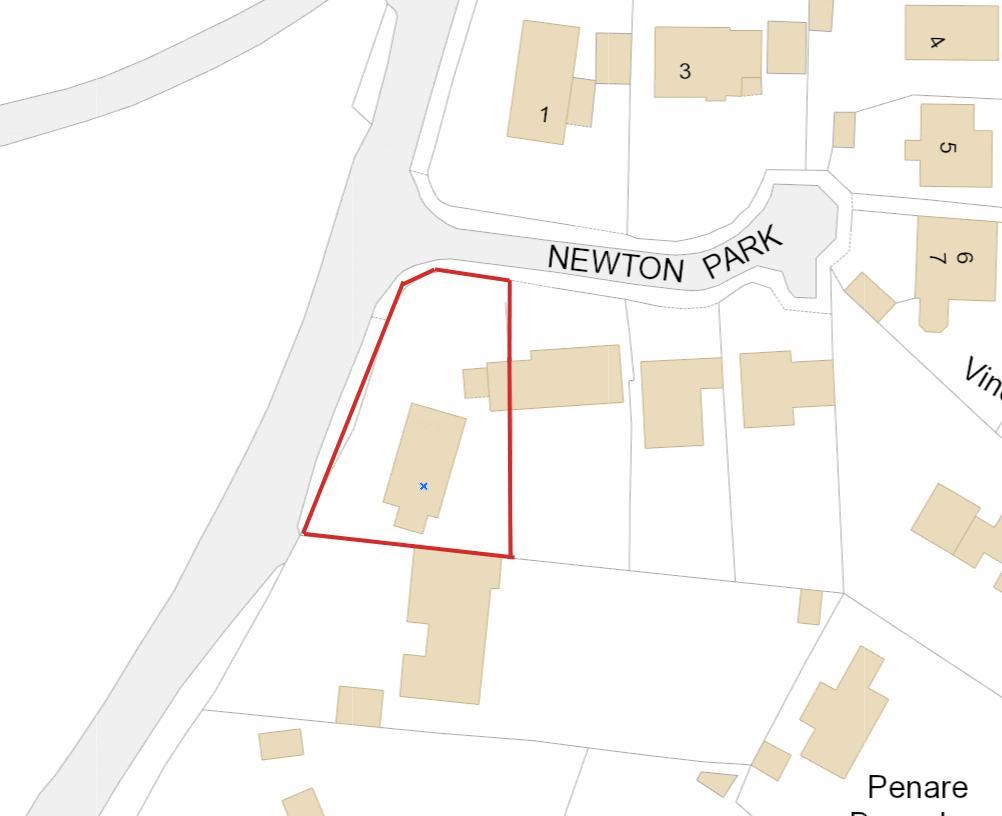 Newton Park St. Mawes