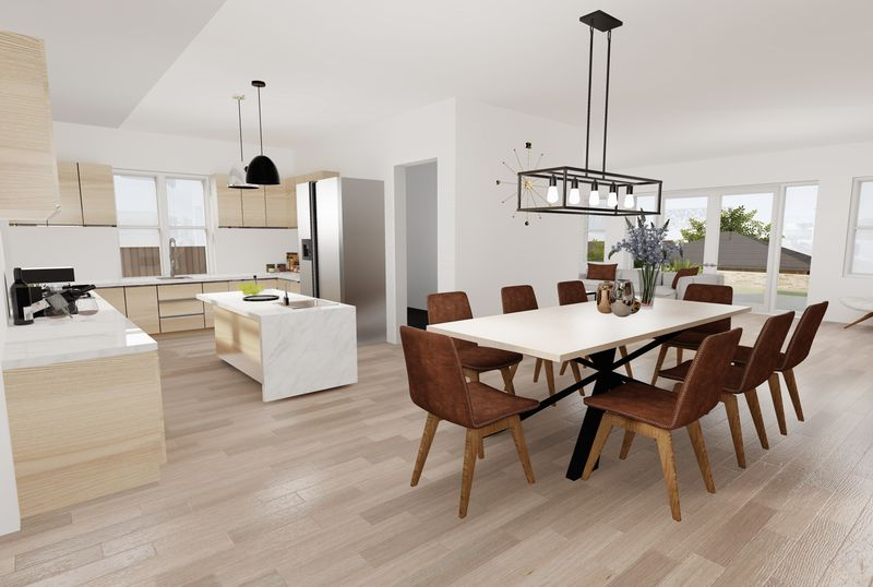 Proposed Kitchen Dining