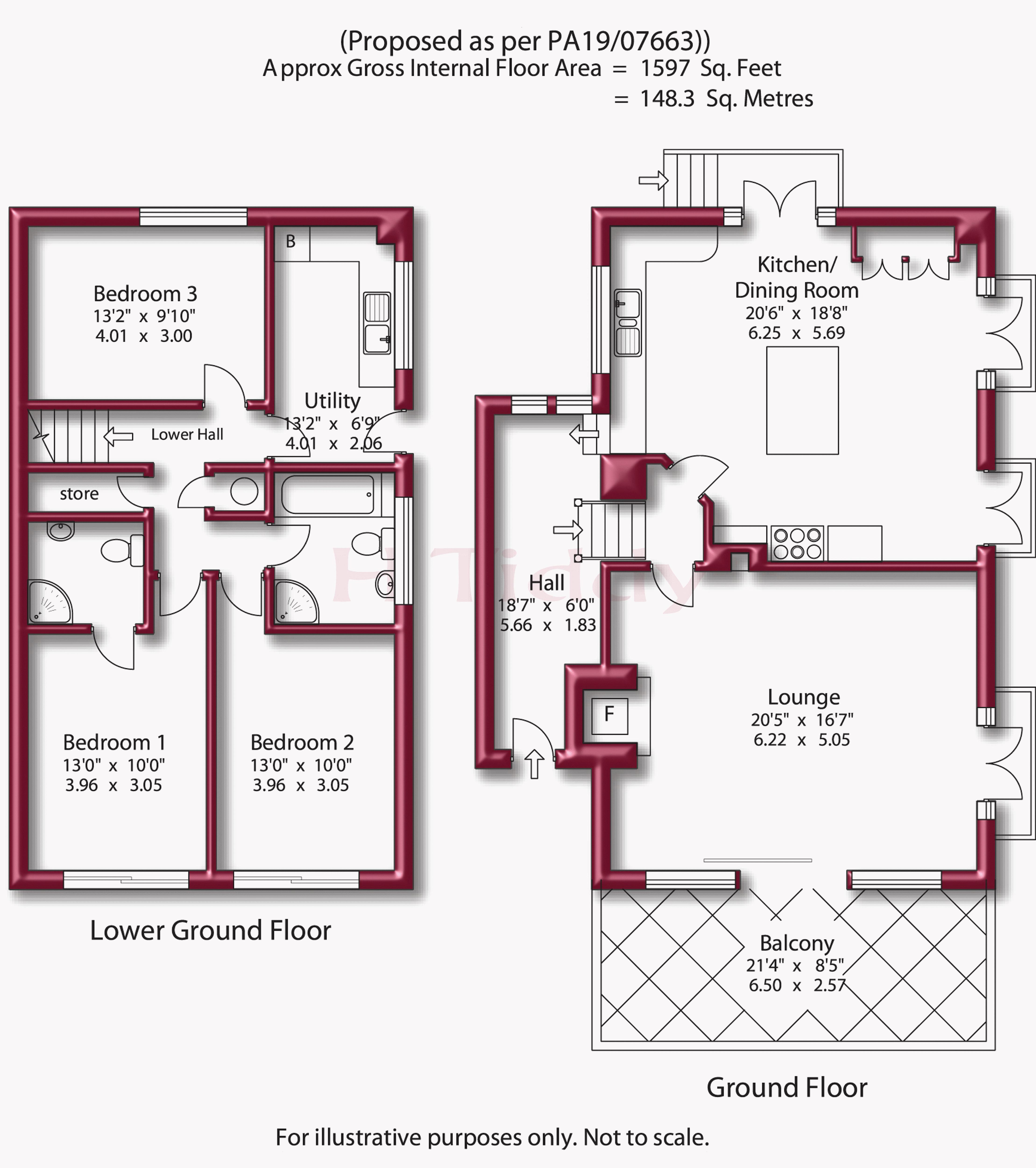 PROPOSED ACCOMMODATION