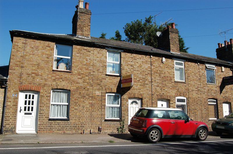 Uxbridge Road Mill End