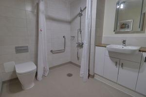 Wet Room Shower