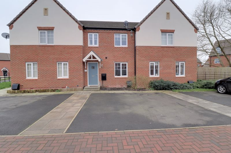 Curlews Court The Drive, Doxey