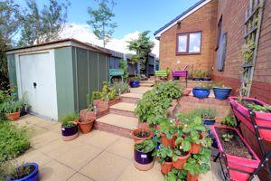 Rear/Side Garden