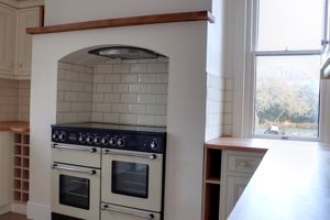 Kitchen Range Cooker
