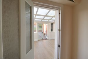 Rear Hall To Conservatory