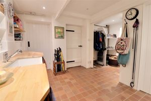 Scullery/Boot Room