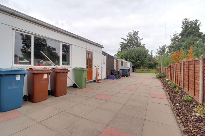 Rear Gardens & Garages