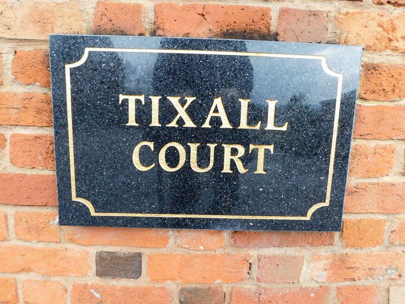 Tixall Court Tixall