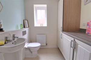 Guest Wc/Utility Room