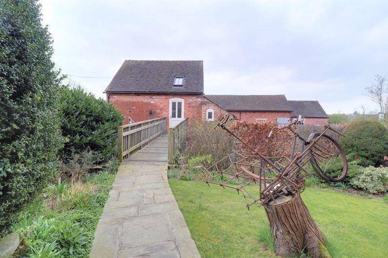 Bridge To Barn Conversion