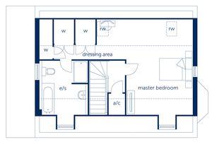 Floorplan 2nd Floor