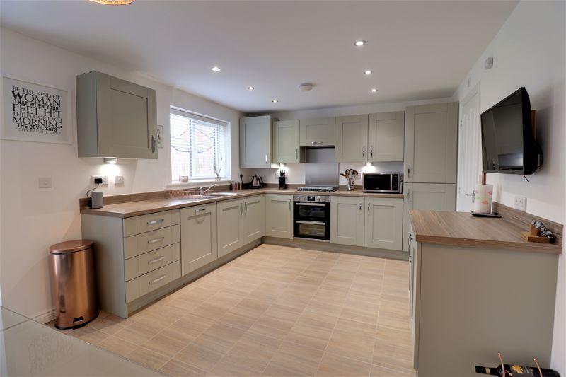 Dunbar Close Marston Grange