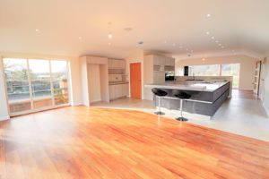 Substantial Open Plan Kitchen