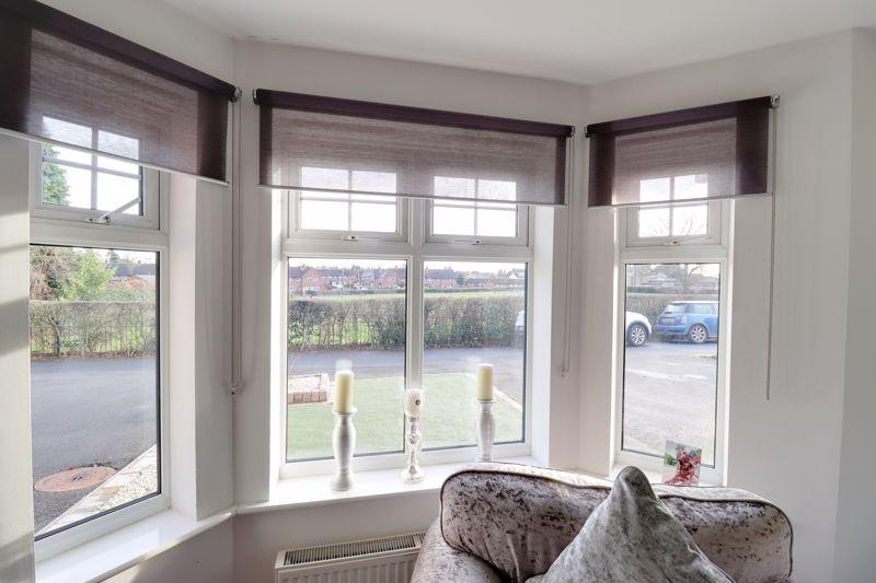 Lounge Bay Window View