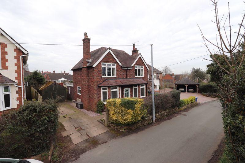 School Lane Walton-on-the-Hill