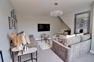 Open Plan Kitchen / Living Room