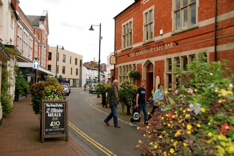 Salter Street