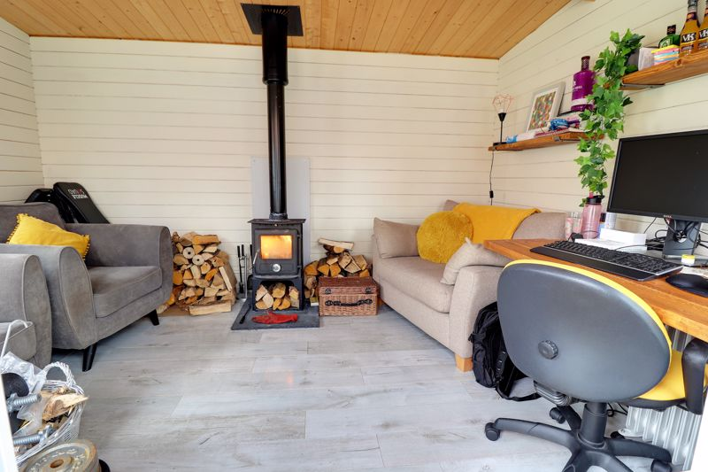 Home Office/Cabin