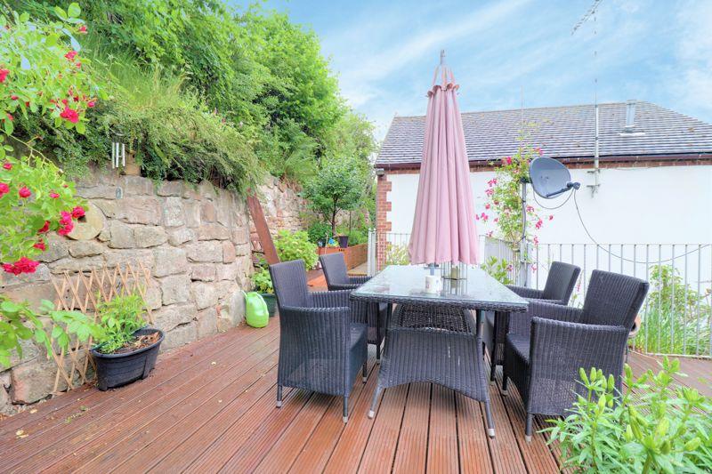 Sun Terrace Garden