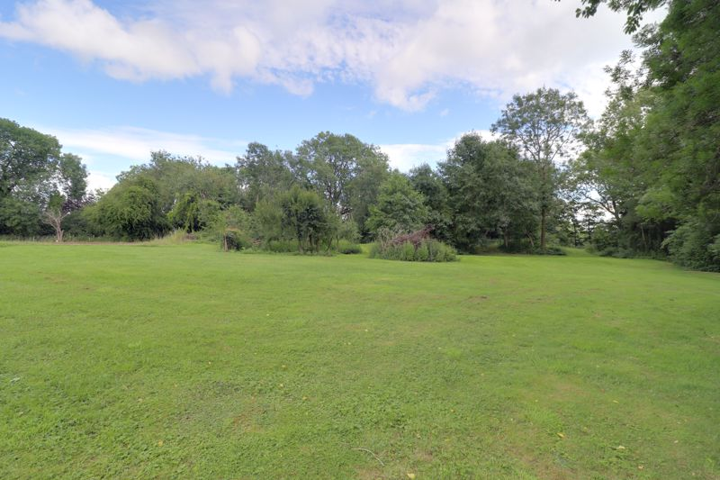 Rear Garden/Land/Woodland