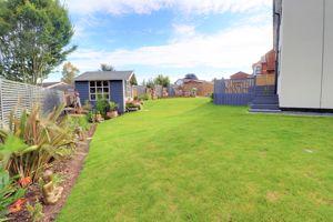 Side/Rear Garden