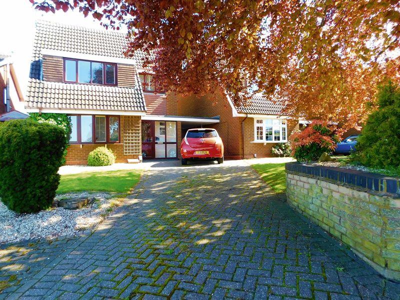 Manor Farm Road Little Haywood