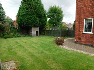Side / Front Garden