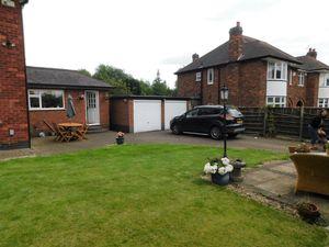 Rear Garden / Double Garage