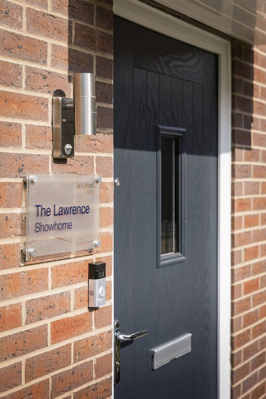 The Lawrence Show Home