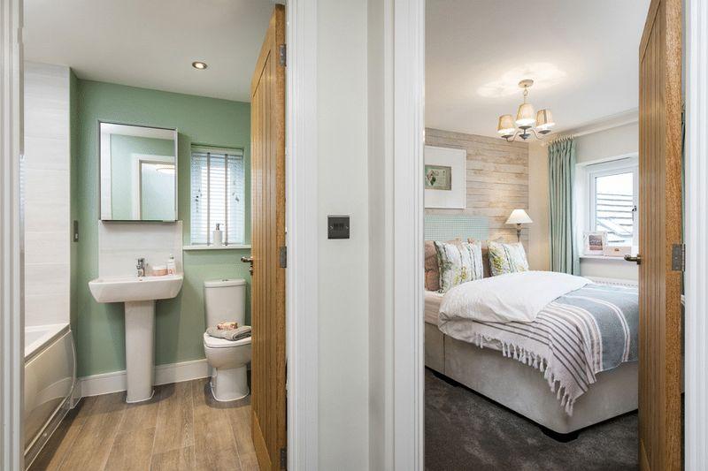 Bathroom / Bedroom