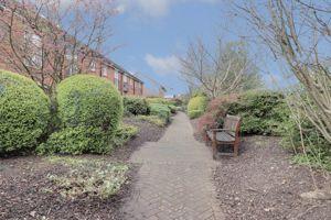 Rear Communal Gardens