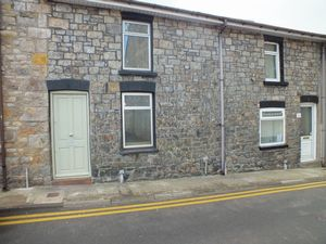 Old William Street Blaenavon