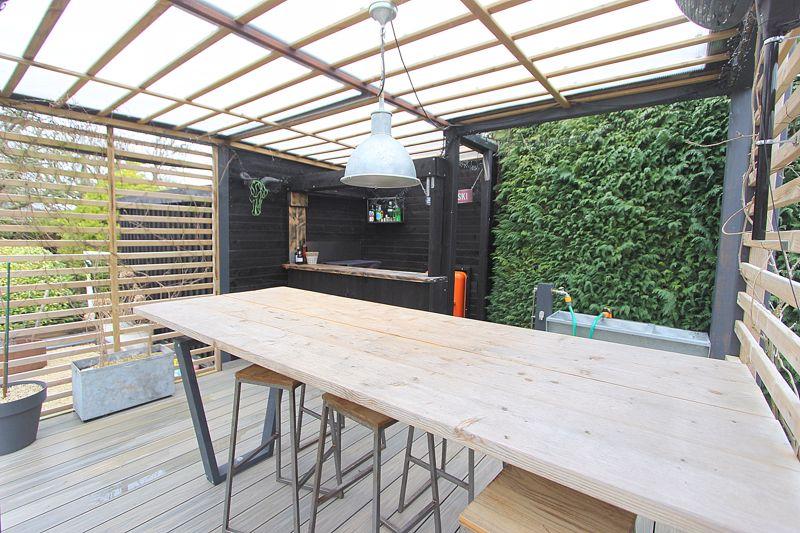 Barbeque kitchen / bar
