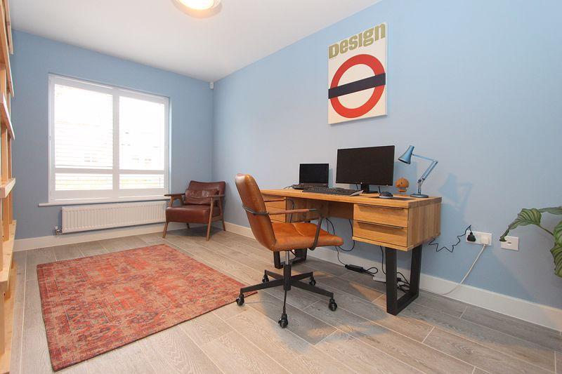 Family room / study