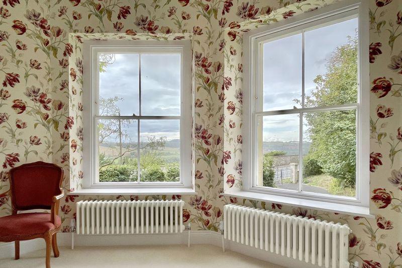 Master bedroom outlook
