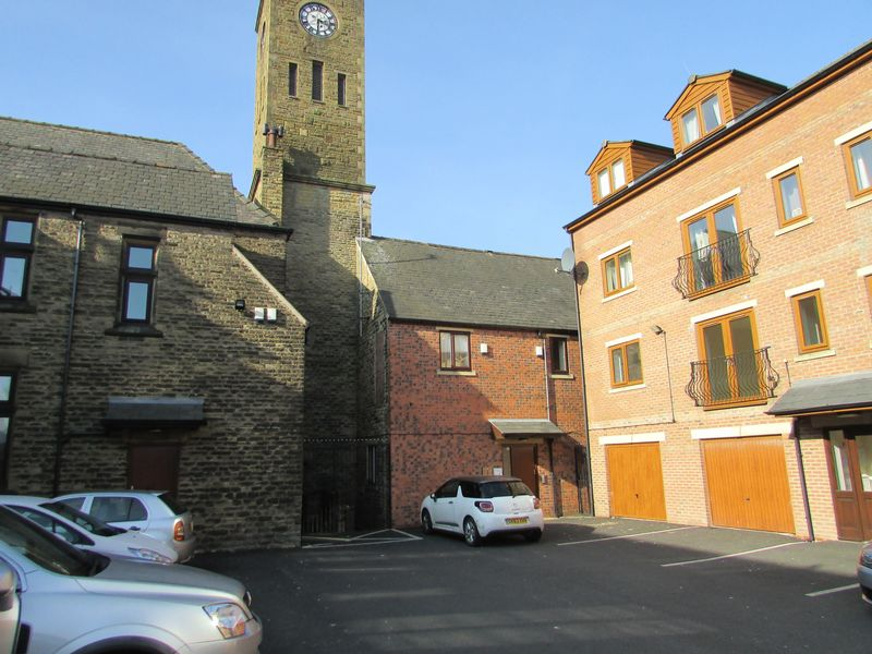 Clock Tower Court Milnrow