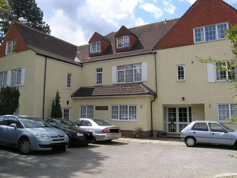 Burgh Heath Road